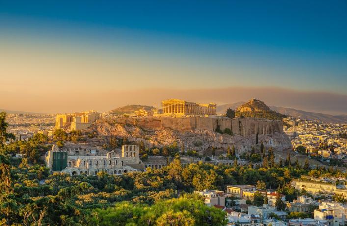 希臘旅游攻略